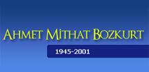 Ahmet Mithat Bozkurt CM Kişisel Site, Blog