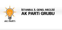 İstanbul İl Genel Meclisi Ak Parti Grubu CM Özel Çalışma
